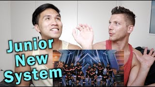 Junior New System America's Got Talent 2018 | REACTION