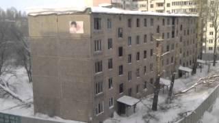 Взрыв дома 5 А)))