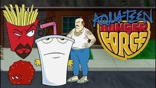 Aqua Teen Hunger Force Review