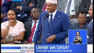 Kuzorota kwa ukuruba wa kisiasi kati ya Rais Uhuru Kenyatta na Naibu wake William Ruto