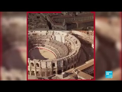 Rome Mayor mixes up colosseum, French Nîmes arena in golf ad sparking rage for  'monumental' error