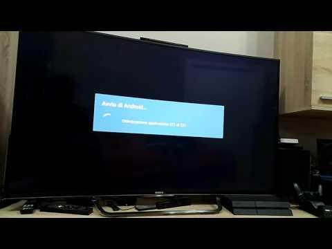 Sony Bravia KD- 55S8005C si riavvia continuamente!!!