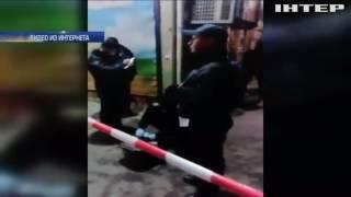 """Молодежь Харькова устроила драку """"стенка на стенку"""""""