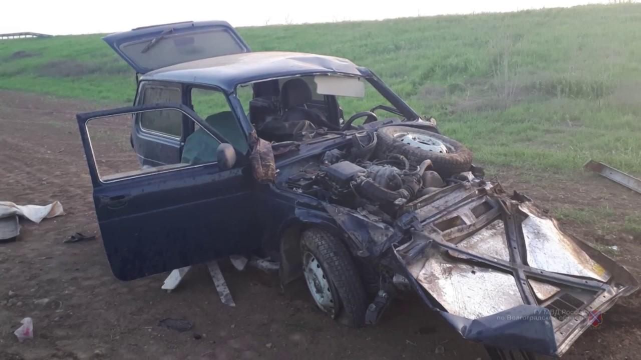 Погоня со стрельбой за браконьерами в Волгоградской области