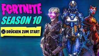 Fortnite Season 10 Leaks at Next New Now Vblog
