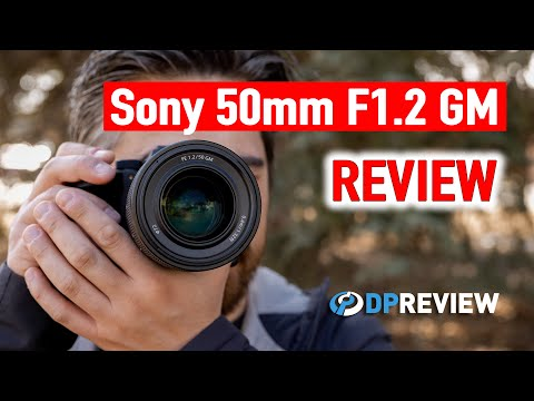 External Review Video JYEFO3T9yAg for Sony FE 50mm F1.2 GM Lens (SEL50F12GM)
