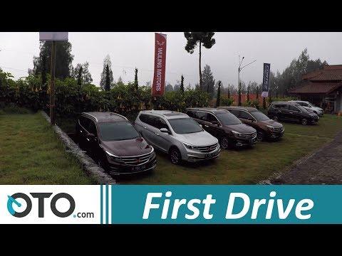 Wuling Cortez 1.8 2018 | First Drive | Apa Kelebihan dan kekurangannya? | OTO.com