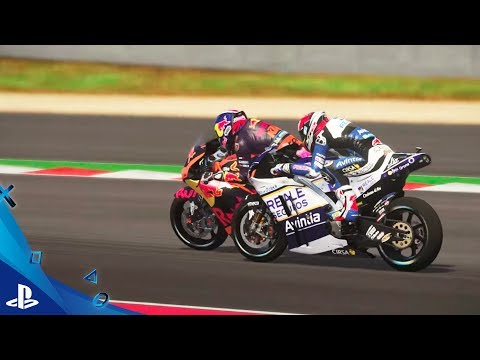 Trailer de MotoGP 17