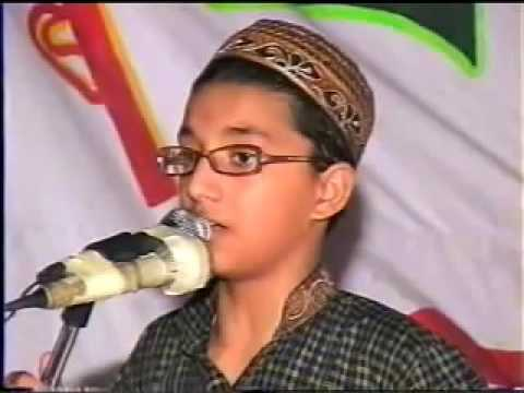 naat by a deoband boy