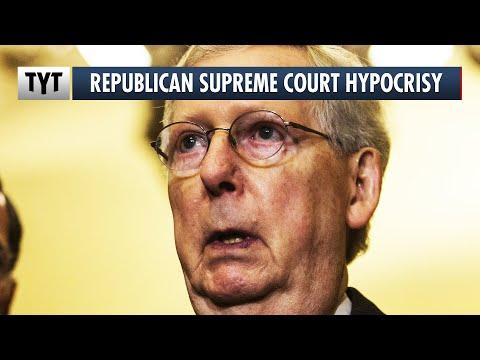 Republicans on Supreme Court Nominations: 2016 vs 2020