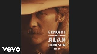 Alan Jackson - Ain't Just a Southern Thing (audio) (Pseudo video)