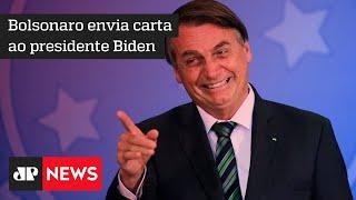 Bolsonaro cumprimenta Biden e fala em 'excelente futuro' para parceria com EUA