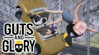 有人夠膽坐我車嗎...?(重新上傳版) : GUTS AND GLORY #3
