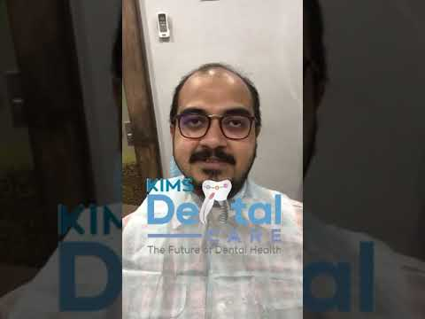 Kims dental care Happy patients shared their reviews on Kims dental care hyderabad