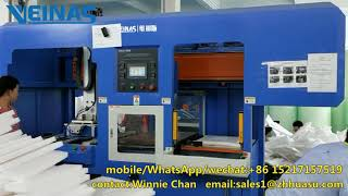 EPE heating plate machine