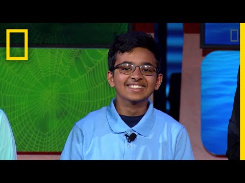 Geo Bee 2018 – Full Episode | National Geographic