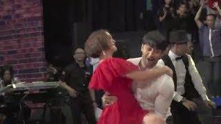 HOT!!! Shaheer Sheik Dan Zaskia Gotik Dance Sexy Di Pesbukers