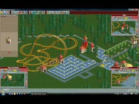 TIL that 99% of RollerCoaster Tycoon was programmed in