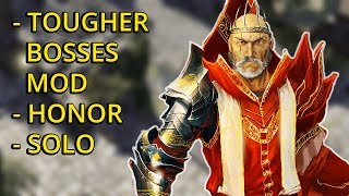 Alexander Bossfight - Honor - Solo - Tougher Bosses Mod