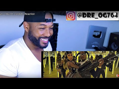Offset - Clout ft. Cardi B | Reaction