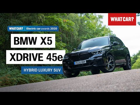 Why the BMW X5 Plug-in Hybrid is a What Car? Electric Car Awards winner   What Car?   Sponsored