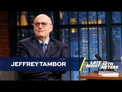 Jeffrey Tambor Was High During His Bar Mitzvah