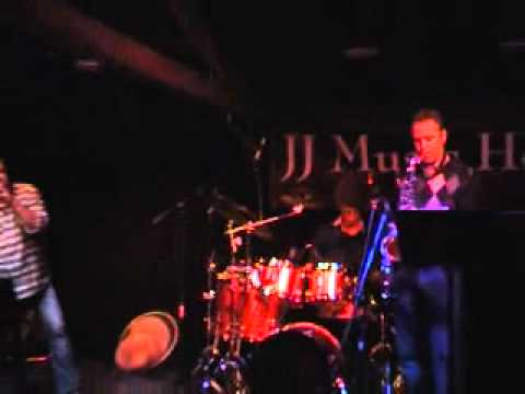20Nov2011 These are the days - GG Jazz Quartet : F.Leurs - Ron Baggerman - M.Bouter - P.Doppen