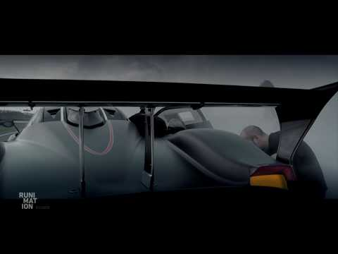Epic Pagani Zonda R Short Film