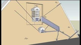 Так близко к разгадке тайны пирамид в Египте  ещё не приближались. Это тайники древних технологий.