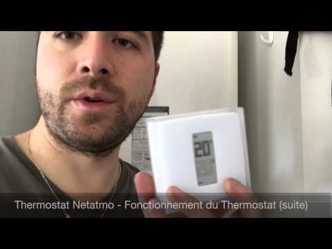 comment installer thermostat d'ambiance