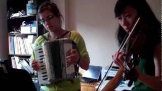 La Vie en Rose - violin & accordion