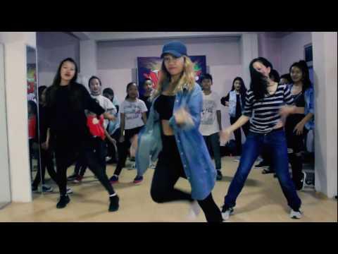BTS (방탄소년단) 'Blood Sweat & Tears (피 땀 눈물)' | Mizo Dance Camp