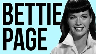 Bettie Page Simply Disappeared By An Overnight-10 Surprising Facts About Bettie Page