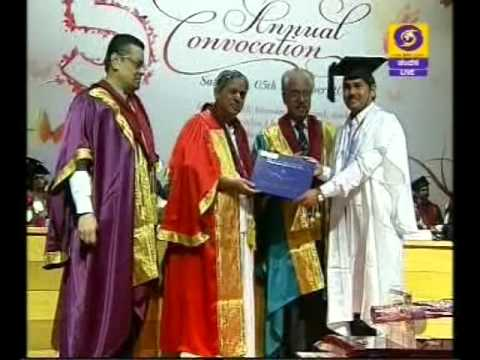 Fifth Annual Convocation 2015 | Jain (Deemed-to-be University)