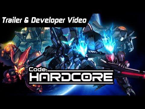 Code:HARDCORE Trailer 2.0 & Developer Video [ENG, JPN, CHN Subs] thumbnail
