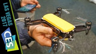 A 4K Drone Powered by $3 Batteries: Genius Idea!