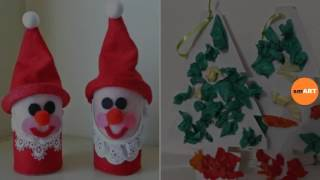 Easy Christmas Crafts For Adults - Easy And Homemade Christmas Ornaments