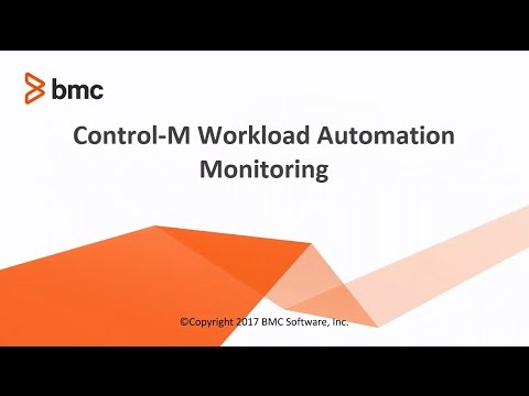 Control-M Workload Automation Monitoring Mp3