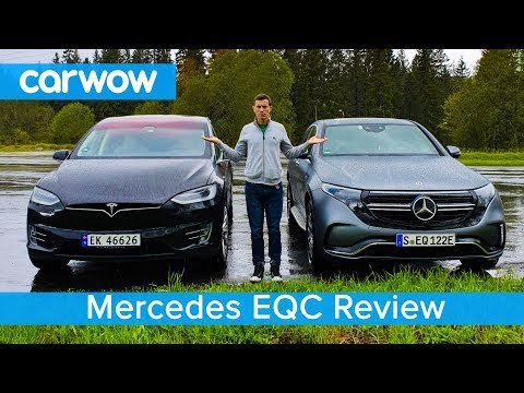External Review Video JYUEDCT4oQM for Mercedes-Benz EQC Electric Crossover (N293)