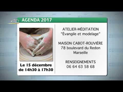 Agenda du 11 décembre 2017