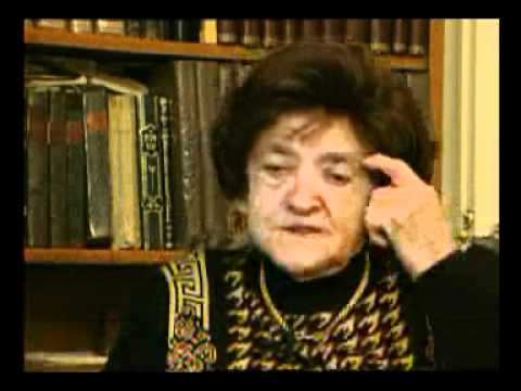 Esther Burstein describes the humiliation and abuse of her grandfather in the local synagogue