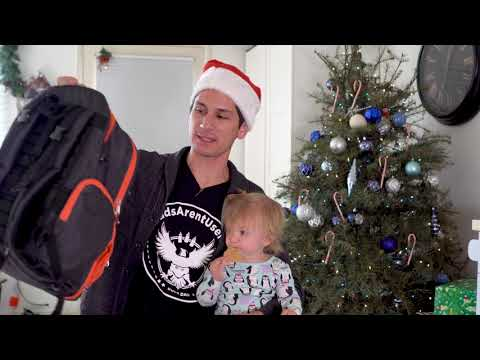 Christmas GiveAways! | Dude Dad