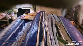 Ремонт надувного дна резиновых лодок