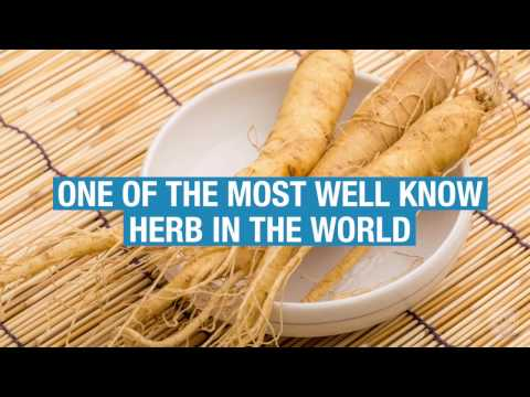 The Amazing Benefits Of Ginseng For Men