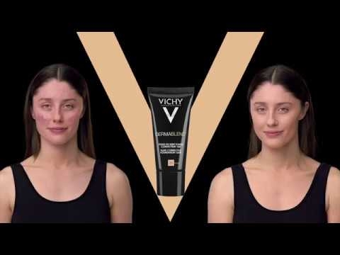 Vichy Dermablend Fluid Corrective Foundation 30ml Feelunique