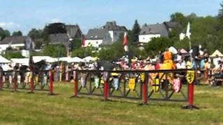 preview picture of video 'Katzenelnbogener Ritterspiele 2010'