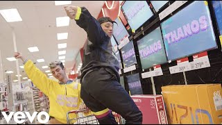 LARRAY - THANOS ( OFFICIAL MUSIC VIDEO ) ft. RAVON