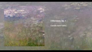 3 Morceaux, Op. 1