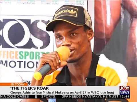 'The Tiger's Roar' - Joy Sports Today (26-4-18)