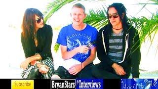 Blacklisted Me Interview Nick Matthews & Lexus Amanda 2012